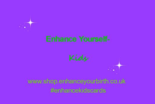 Enhance yourself affirmation cards